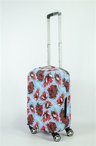 """Чехол для маленького чемодана """"известный мультгерой"""" 13851"""