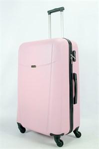 Чемодан большой ABS Maggie Н розовый
