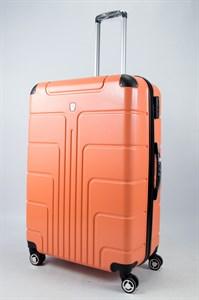 Чемодан большой PC светло-оранжевый