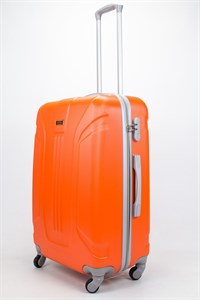 Чемодан большой ABS Ananda (3 полосы) оранжевый